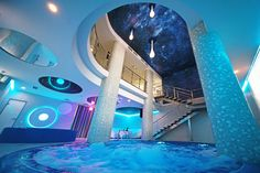 LYNX CLUB Business & Beauty аквазал NEPTUN