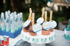 Gone Fishing Party via Kara's Party Ideas | Kara'sPartyIdeas.com #GoneFishing #PartyIdeas #Supplies #Fish (12)