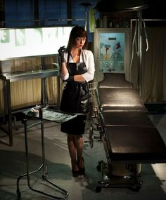American Mary Movie - Watch American Mary Movie , Katherine isabelle In American Mary Katherine isabelle Best Horror Movies, Scary Movies, Halloween Cosplay, Cosplay Costumes, Halloween Halloween, Latex Uniform, American Mary, Katharine Isabelle, Pvc Apron