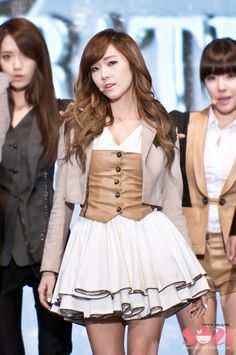 Jessica (SNSD) - The Boys outfit #1