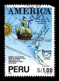 Peru Stamp 1991