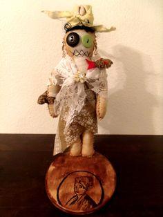 Marie Laveau Voodoo Doll by MidnightCrossroads on Etsy