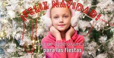 Nuevo post en @OcupaTEA - Guía de supervivencia para las fiestas para familias con #TEA o #TPS leer en http://ocupatea.es/fiestas/