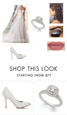 """""""Wedding Day #2"""" by fashionista-dxliv on Polyvore featuring Fiebiger, women's clothing, women, female, woman, misses and juniors"""
