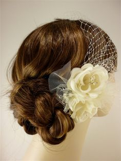 Wedding Hair Accessories Hair Accessories by DESIGNSbyAPHRODITE, $62.00