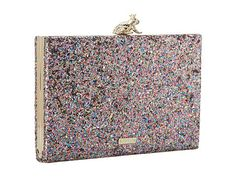 KATE SPADE Wedding Belles Emanuelle Bag I Kissed A Frog Multi $295  (Compare Elsewhere $330) SHIPS FREE BEST PRICES YOU WILL FIND ANYWHERE ON GENUINE LADIES DESIGNER BRANDS! FREE WORLD SHIPPING & LOCAL DELIVERY AVAILABLE AT THE SURF CITY SHOP in Huntington Beach, California Major Credit Cards Accepted