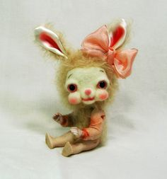Bellissima the Barefoot Bunny
