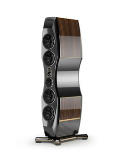 Mono and Stereo High-End Audio Magazine: Tankwood - Bulletwood! High End Speakers, Big Speakers, High End Audio, Audiophile Speakers, Hifi Audio, Audio Design, Speaker Design, Equipment For Sale, Audio Equipment