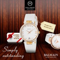 Indulge yourself with this stunner collection from Malabar Watches.