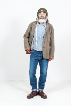 2015 Fall&Winter | KAPITAL CLOTHING | KAPITAL