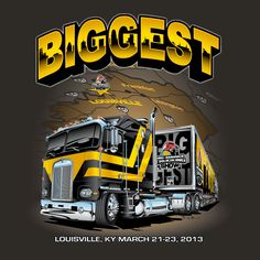 MATS 2013 (Mid America Trucking Show) - Biggest
