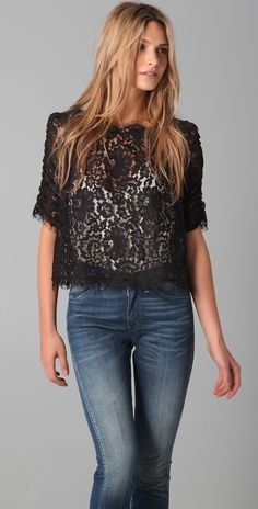 joie lace top - Google Search