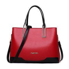 CIKER New Women Leather Handbags Casual Tote Bags Fashion Famous Brands 2016 Spring Women Shoulder Bag Vintage Zipper Bag bolsas