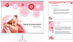 Bebê Modelos de apresentações PowerPoint