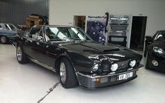 Aston Martin AMV8 1973 - Auckland Workshop