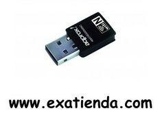 Ya disponible Wireless Approx 300mbps USB nano    (por sólo 19.95 € IVA incluído):    Dispositivo USB diseñado para redes Wireless de hasta 300Mbps el cual permite a cualquier usuario conectar un ordenador, PC o portátil a una red sin cablesde 300Mbps, 150 Mbps, 54Mbps u 11Mbps. Compatible con los protocolos 802.11n, 802.11g y 802.11b. Soporta múltiples protocolos de seguridad existentes hasta el momento: WEP /WPA/WPA-PSK/ WPA2-PSK / TKIP/AES. Con un diseño actual y c