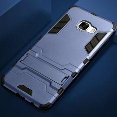 TPU+PC Hybrid Kickstand Armor dual Cases For Samsung Galaxy J7 Prime On7 2016 On nxt SM-G610F/DD G6100 5.5 inch Covers Shield