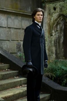 Lord Maccon. Soulless #victorian #cravat #top hat
