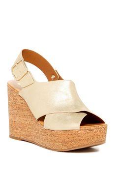 Cougar II Wedge Sandal by BC Footwear on @nordstrom_rack