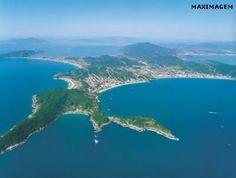 Bombinhas – O Paraíso da Costa Esmeralda