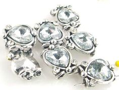 Image result for slider bead clasp