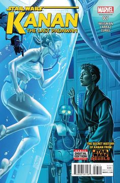 Star Wars: Kanan The Last Padawan (2015) Issue #7