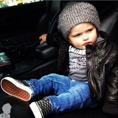 Little Rockstar <3 Adorable style!!!