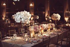 Tall Centerpiece #wedding #centerpiece wedding-centerpiece-ideas