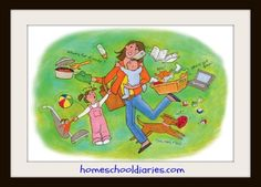 Burnout - From A Homeschooling Mom's Perspective
