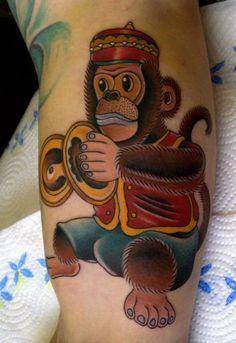 Tattoo by Phatt German