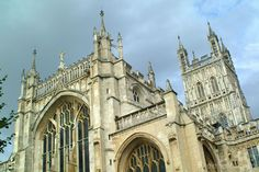 Gloucester Cathedral, Church of St. Peter and the Holy and Indivisible Trinity