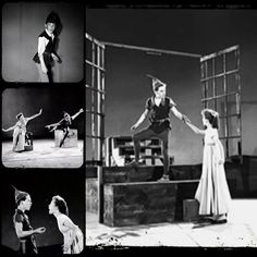 Reference shots for Peter Pan (1953)