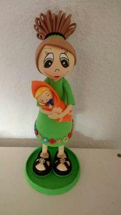 FofuBanny Mama y su bebe