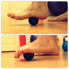 Mobility Training Part 1 – Balls and Foam Rollers | SSCT