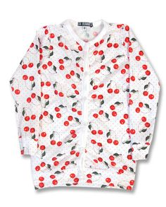 Six Bunnies Kinder CHERRY Cardigans.Tattoo,Pin up,Oldschool,Rockabilly Style