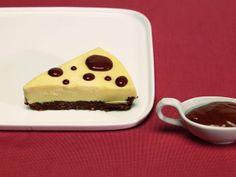 Tort z białej czekolady