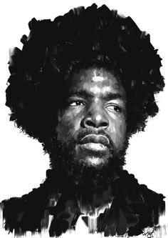 Saved by Tobias Degel (tdouwgg). Discover more of the best Questlove, Art, Knock, Life, and Okayplayer inspiration on Designspiration Tobias, Famous Names, Hip Hop News, My Favorite Music, Photo Manipulation, Black Art, Daily Inspiration, Illustration Art, Illustrations