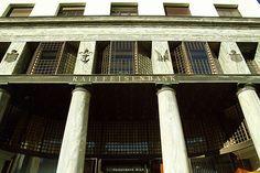 Goldman & Salatsch, Looshaus, Vienna  Adolf Loos, 1911 Vienna, Architects, Art Deco, Sculpture, Building, Modern Architecture, Modernism, House, Prague