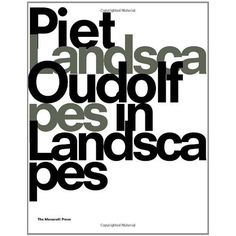 Landscapes in Landscapes by Piet Oudolf and Noel Kingsbury