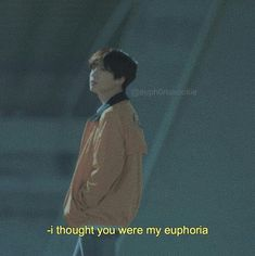 I thought i'll only be happy when im with u, i guess its wrong Bts Lyrics Quotes, Bts Qoutes, Dark Quotes, Some Quotes, Bts Wallpaper, Wallpaper Quotes, Bts Texts, Korean Quotes, Frases Tumblr