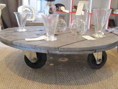 Un petit appartement à part: Comment fabriquer soi-même des meubles malins et récup?(1)