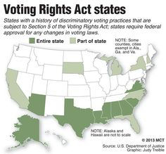 In Supreme Court Debate on Voting Rights Act, a Dubious Use of Statistics