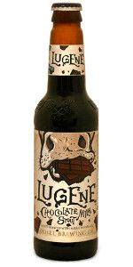 Lugene Chocolate Milk Stout - Odell Brewing Company     Uses our Madagascar Vanilla Extract