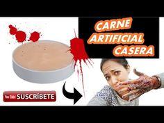 COMO HACER CARNE FALSA - YouTube