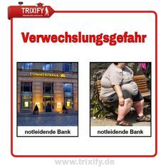 Verwechslungsgefahr bei Banken