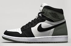super popular 5681b c7409 This is the Air Jordan 1 Retro High OG Clay Green hub page.