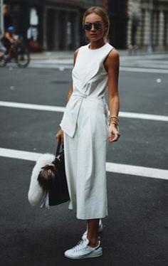 #white #fur #style #fashion