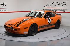 1986 Porsche 944 Turbo 951 Race Car