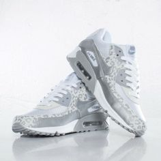 Look for this pair of Nike WMNS Air Max 90 now at shops including SNS. Nike Shoes Cheap, Nike Free Shoes, Nike Shoes Outlet, Running Shoes Nike, Cheap Nike, Air Max Leopard, Snow Leopard, Leopard Spots, Nike Sneakers