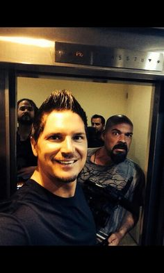 The Ghost Adventures Crew